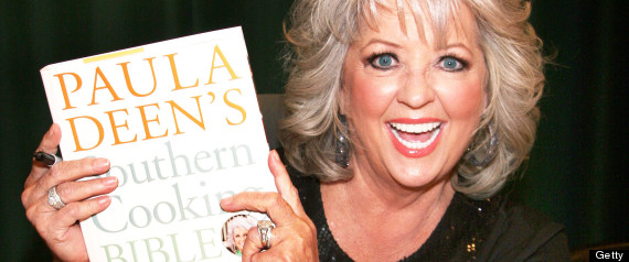 PAULA DEEN COOKBOOK SALES