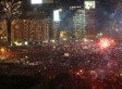 Egypt Celebrations, Protests Mark Removal Of President Mohamed Morsi By Army (PHOTOS)