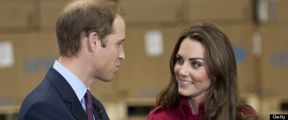 Duchess Of Cambridge prince william baby gifts