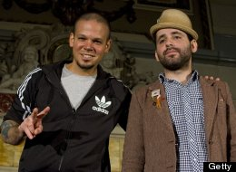 Calle 13 Recognized For Work Against Violence