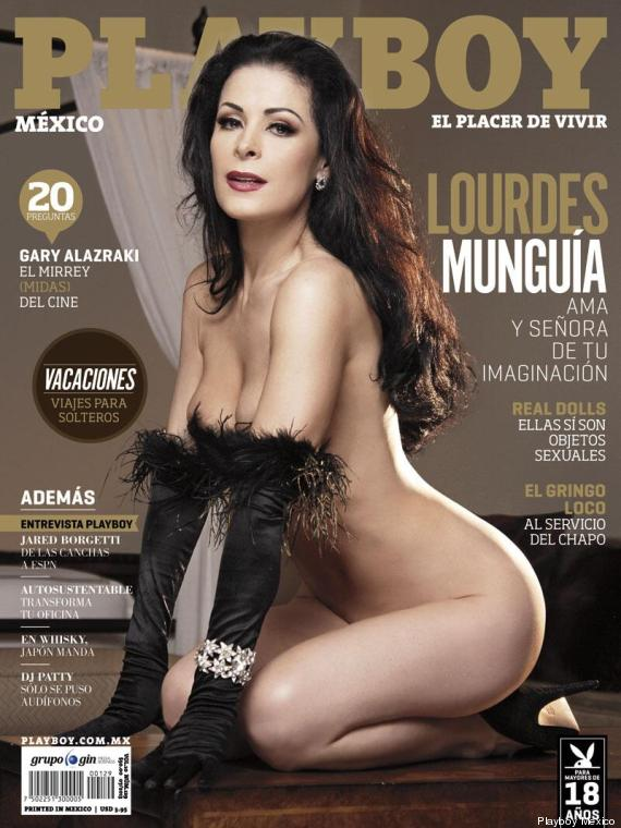 lourdes munguia playboy