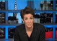 Rachel Maddow: North Carolina Is Like 'Conservatives Gone Wild' Right Now