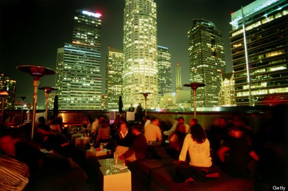 downtown la bar