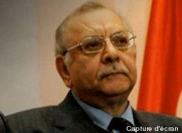 adly mansour president egypte