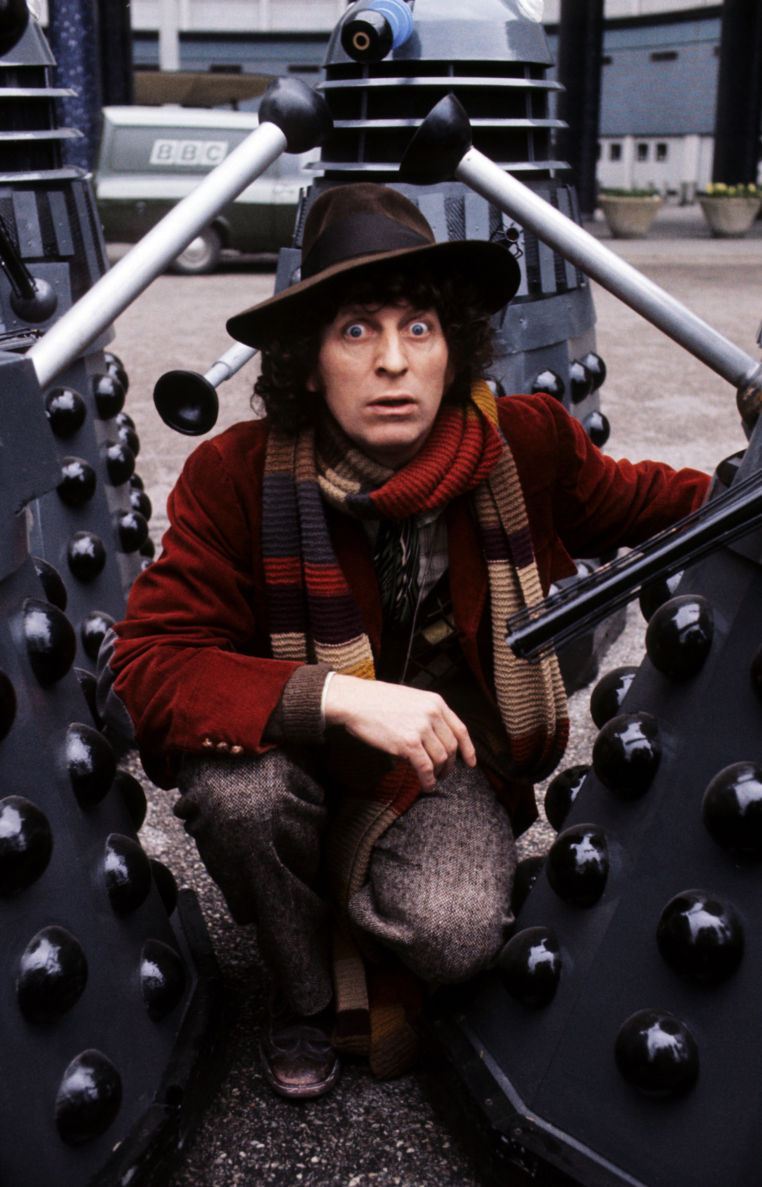 'Doctor Who': BBC Wanted To Bring Back Tom Baker For 2005