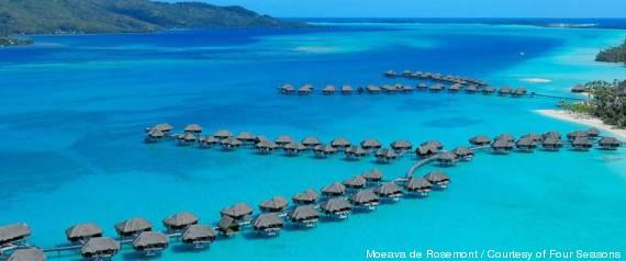 Foto i 50 hotel pi belli del mondo vince il botswana for L hotel piu bello del mondo
