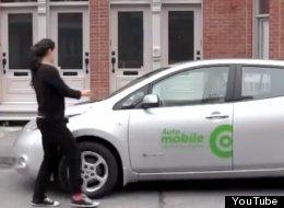Peugeot investit dans Communauto