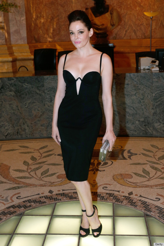 Nov 24, · McGowan caused quite a stir when she strolled to the awards show in a backless mesh and chain number and a leopard print thong. Unlike Bleona, McGowan forewent pasties .
