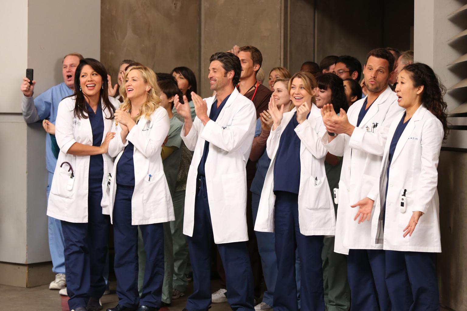 Greys Anatomy Episode