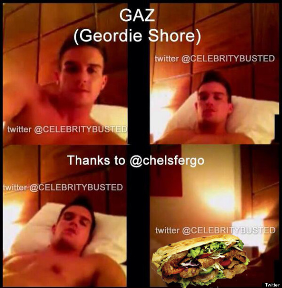 gaz geordie shore