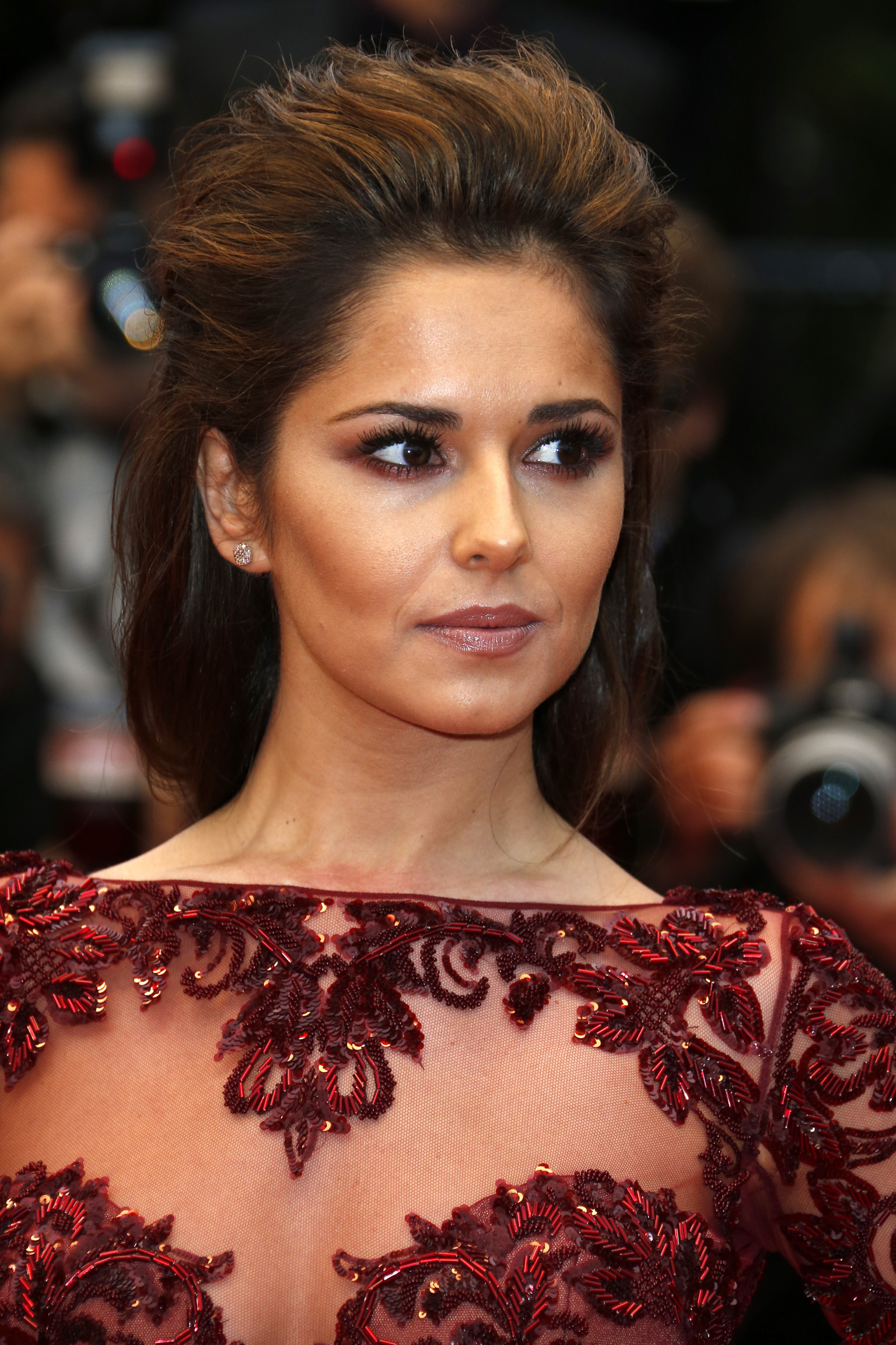 Cheryl Cole Hits Out At The Mirror's Polly Hudson Over Article Saying ... Cheryl Cole