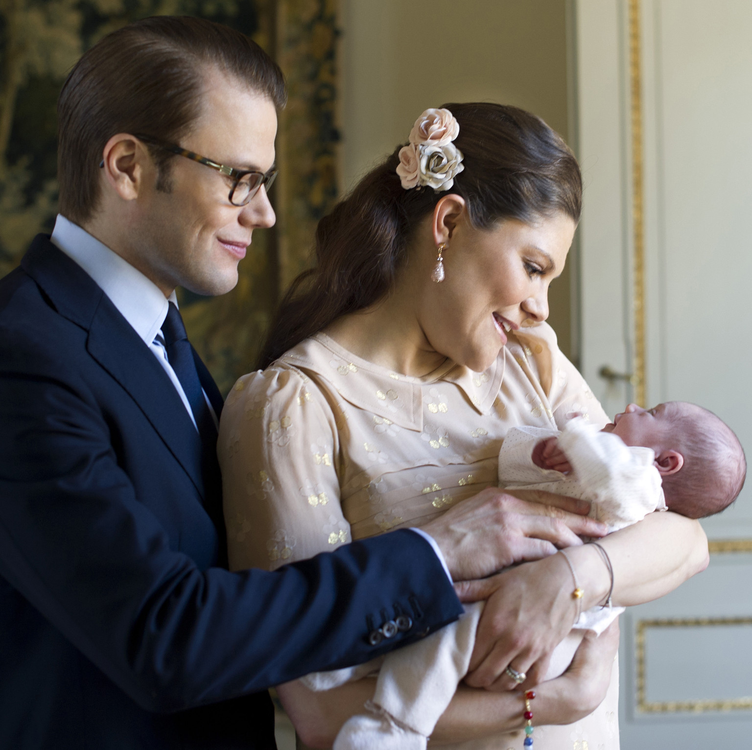 Royal Babies Born Around The World, Who Will Be Friends