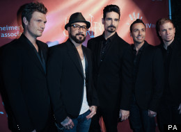 EXCLUSIVE: Backstreet Boys Reveal The British Inspiration Behind Reunion