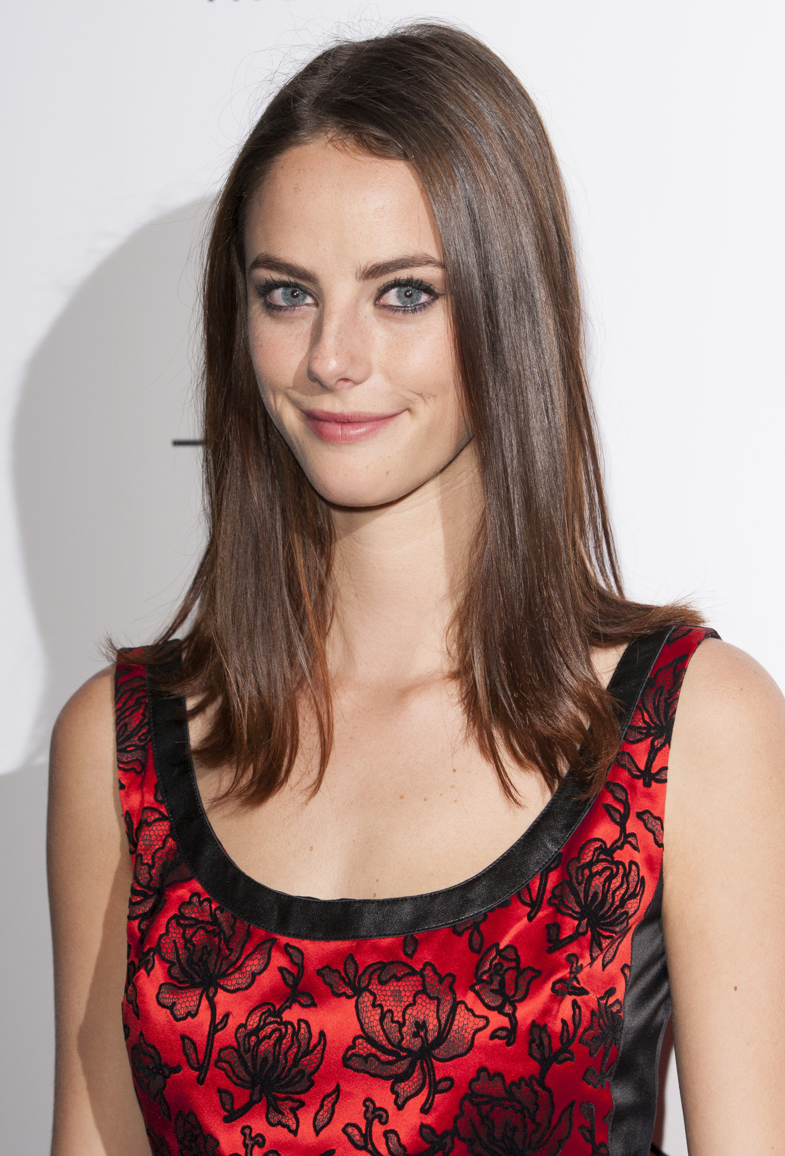 skins star kaya scodelario wasn t sure what she thought
