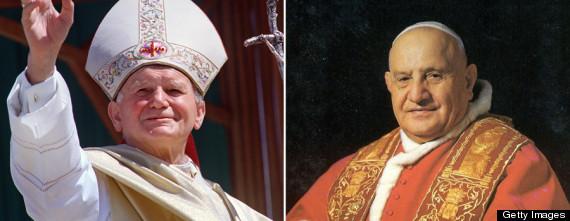 pope john paul ii pope john xxii