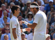 Novak Djokovic Beats Juan Martín Del Potro To Reach Wimbledon Final (PICTURES)