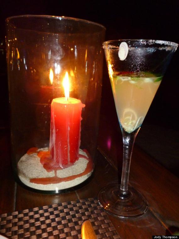 tom yum martini