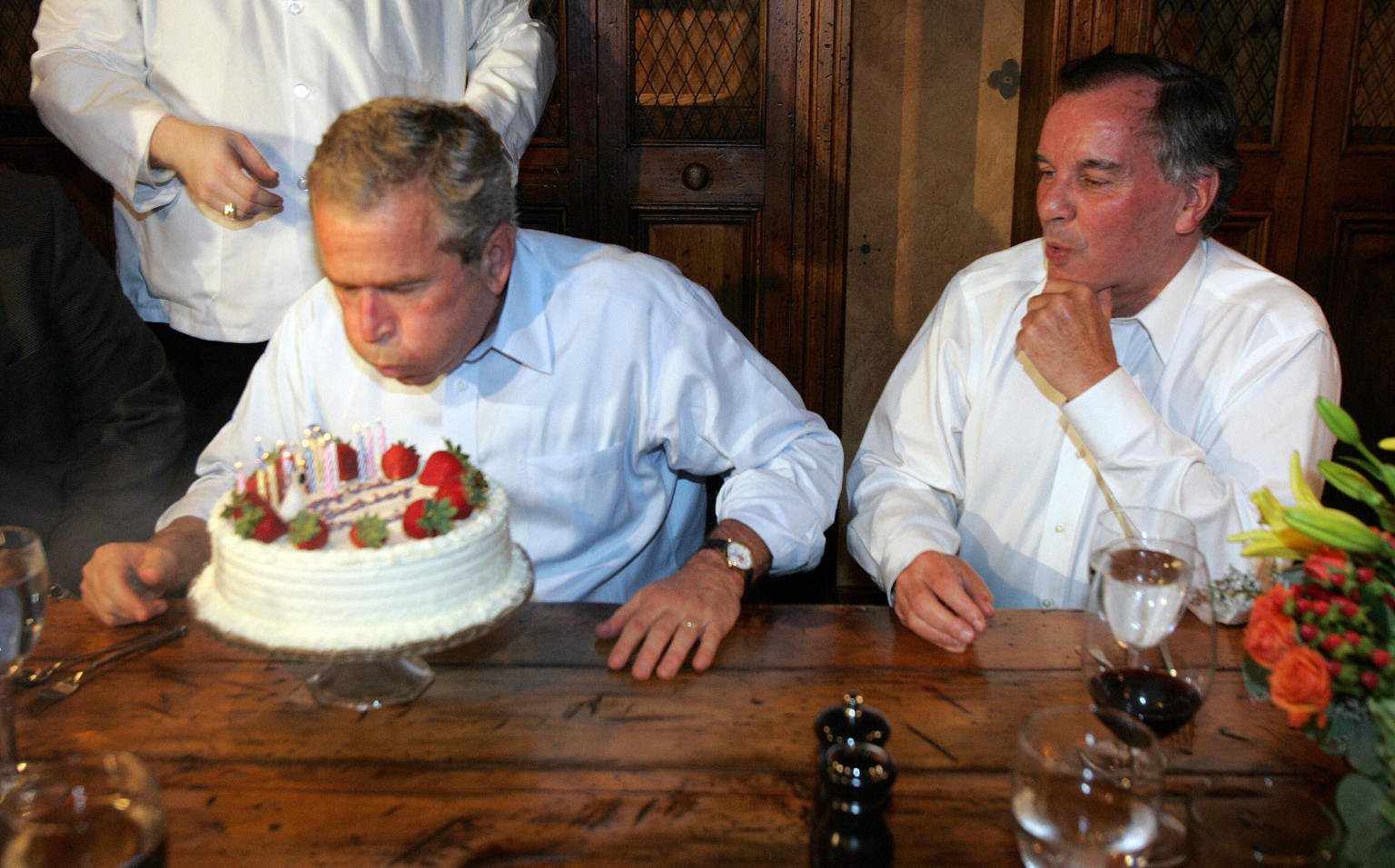 Happy Birthday George W Bush A Look Back At Some Of His
