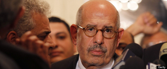 mohamed elbaradei interim pm