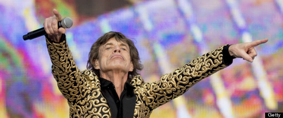 ROLLING STONES HYDE PARK