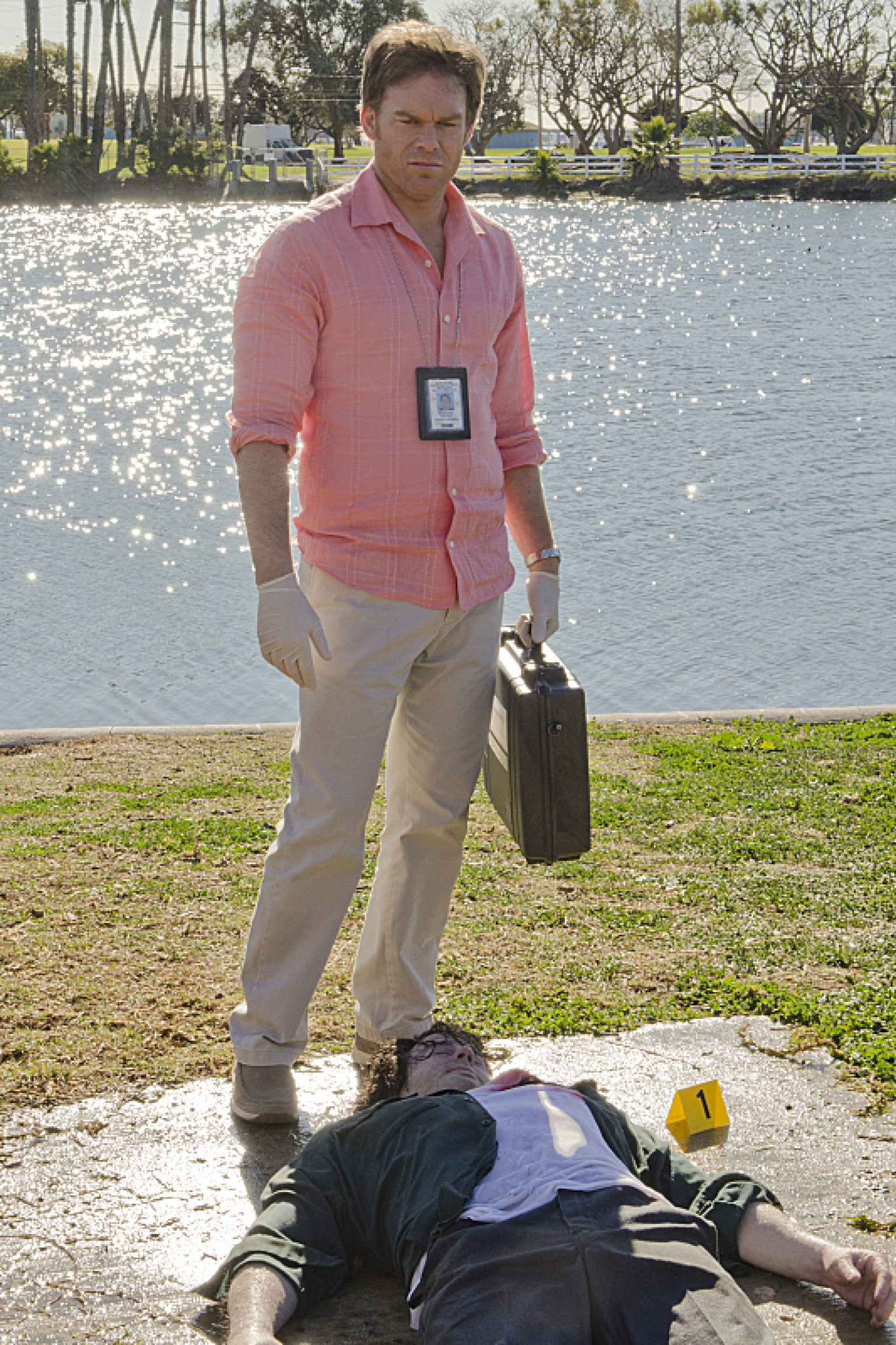 Dexter Michael C Hall On What Trinkets He Ll Take From Set Video Huffpost