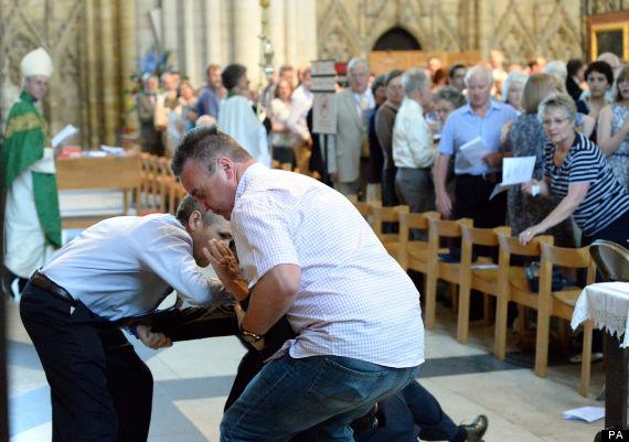 synod arrest