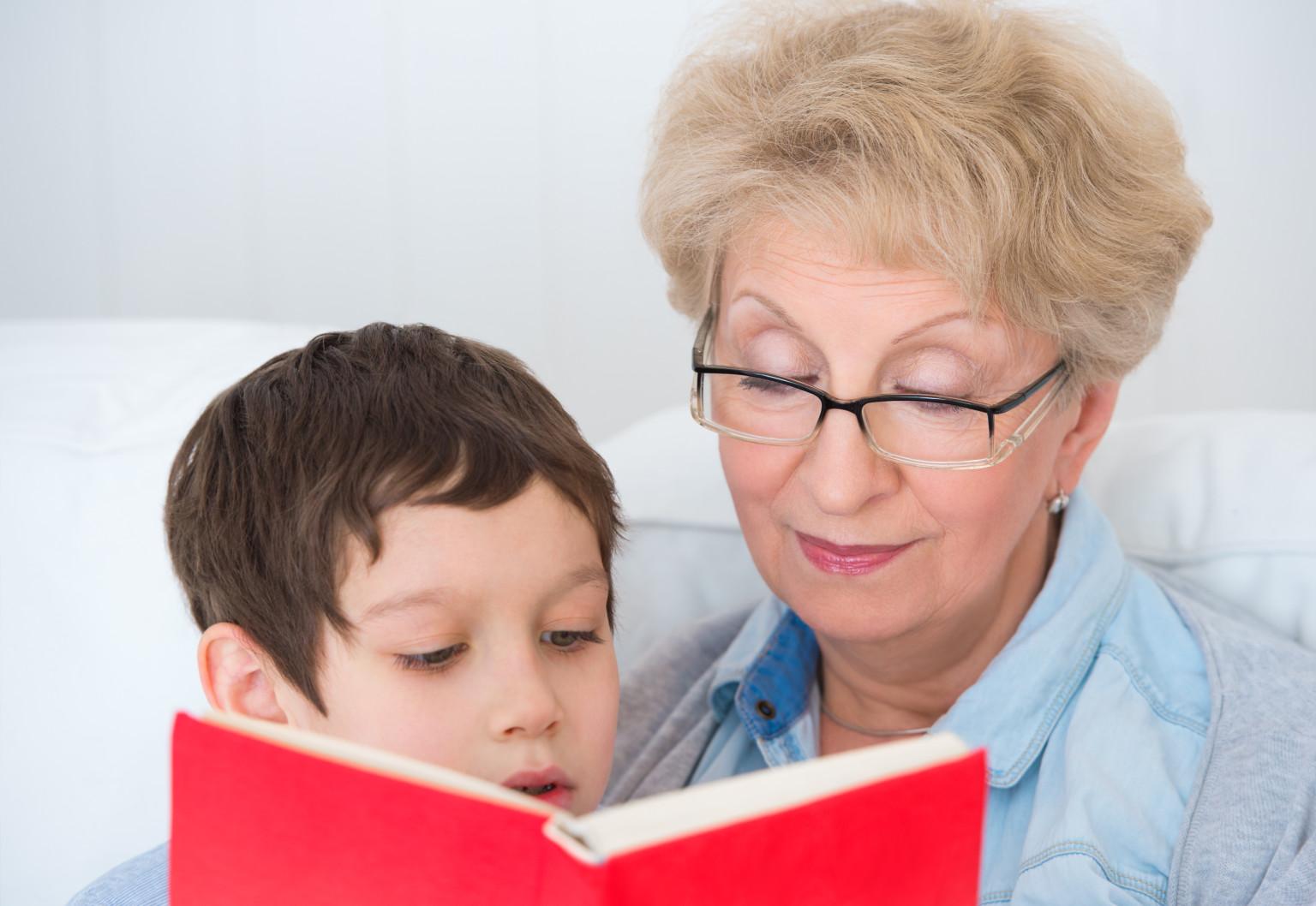 Прочитать рассказ бабушка и внук 10 фотография