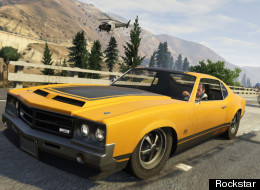 gta 5 gamescom playable screenshots