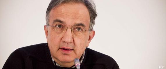 SERGIO MARCHIONNE RCS