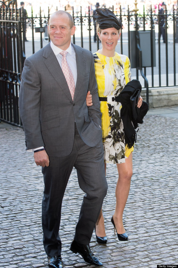 bribrim1a blog: Zara Phillips and Mike Tindall expecting ...