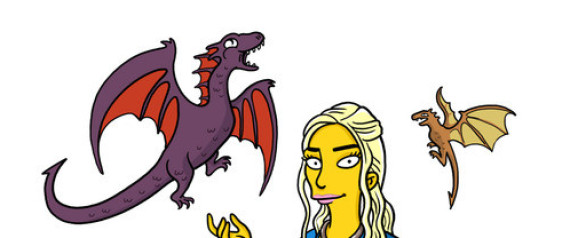 game of thrones simpson