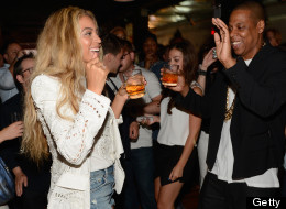 Bey and Jay Let Loose!