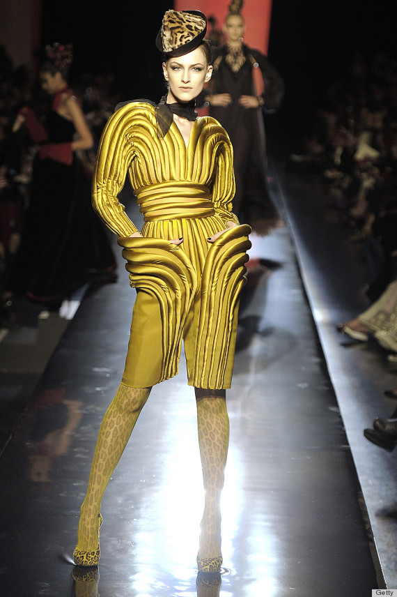 jean paul gaultier 39 s feud with tim blanks gets personal. Black Bedroom Furniture Sets. Home Design Ideas