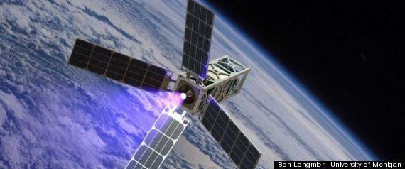 CUBESAT SPACE ENGINE
