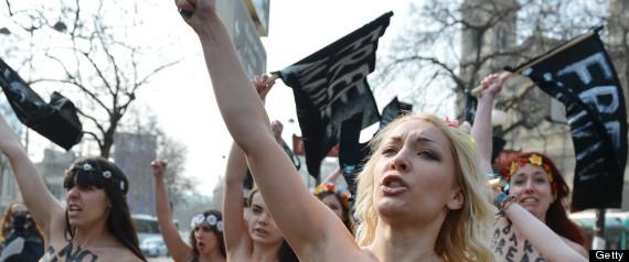 femen political asylum