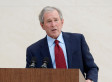 George W. Bush On Why He Won't Discuss Gay Marriage: 'I'm Out of Politics'