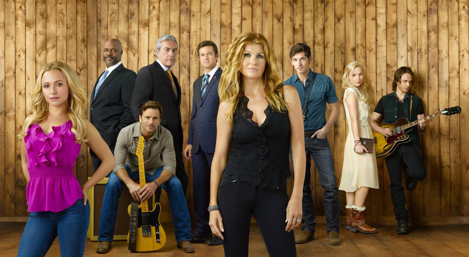 'Nashville' Adds Lenno... Hayden Panettiere Nashville Season 5