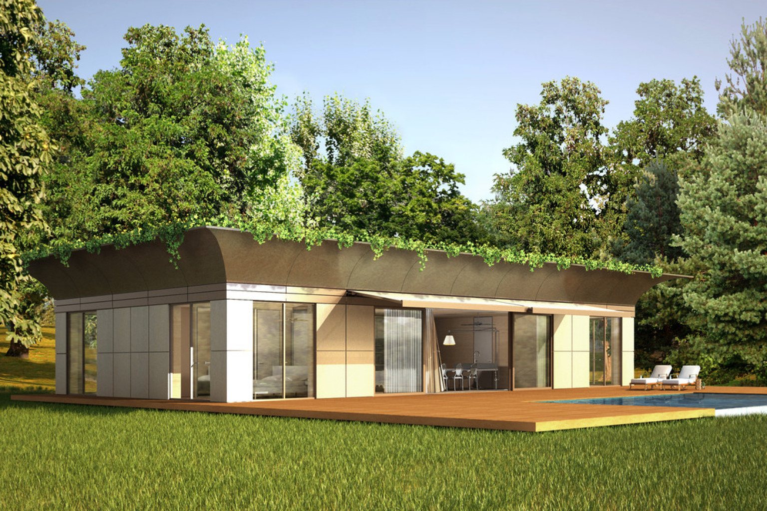 homes bringing modern style to modular houses photos huffpost