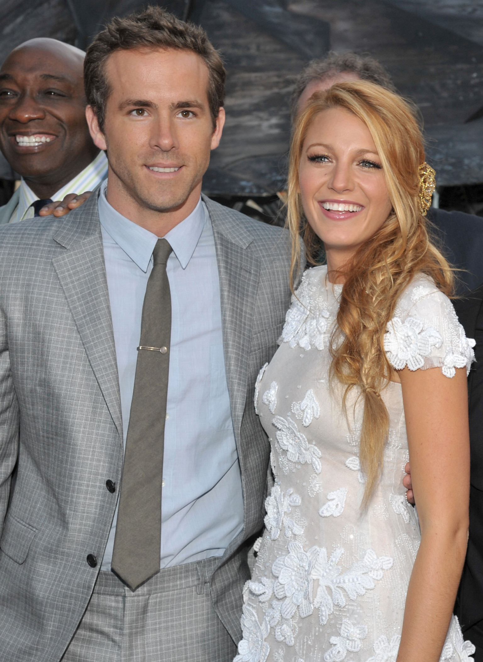 Ryan Reynolds And Blake Lively Ryan Reynolds Talks Bl...
