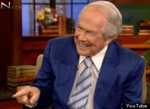 Pat Robertson Vomit Button Gay