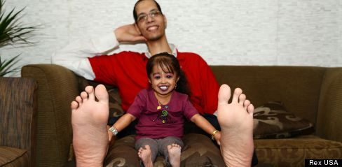 worlds biggest feet challenge