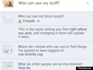 How to find your comments on facebook posts