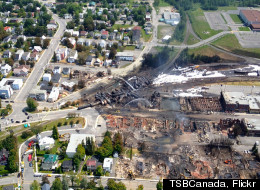 Lac Megantic Photos