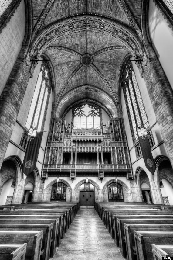 rockefeller cathedral
