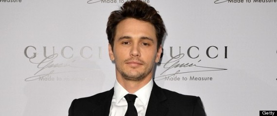 james franco roast