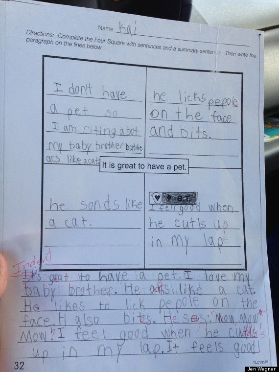 21 Kids Who Got The Answer Wrong But Deserve An A For Effort – Confucius Says Worksheet