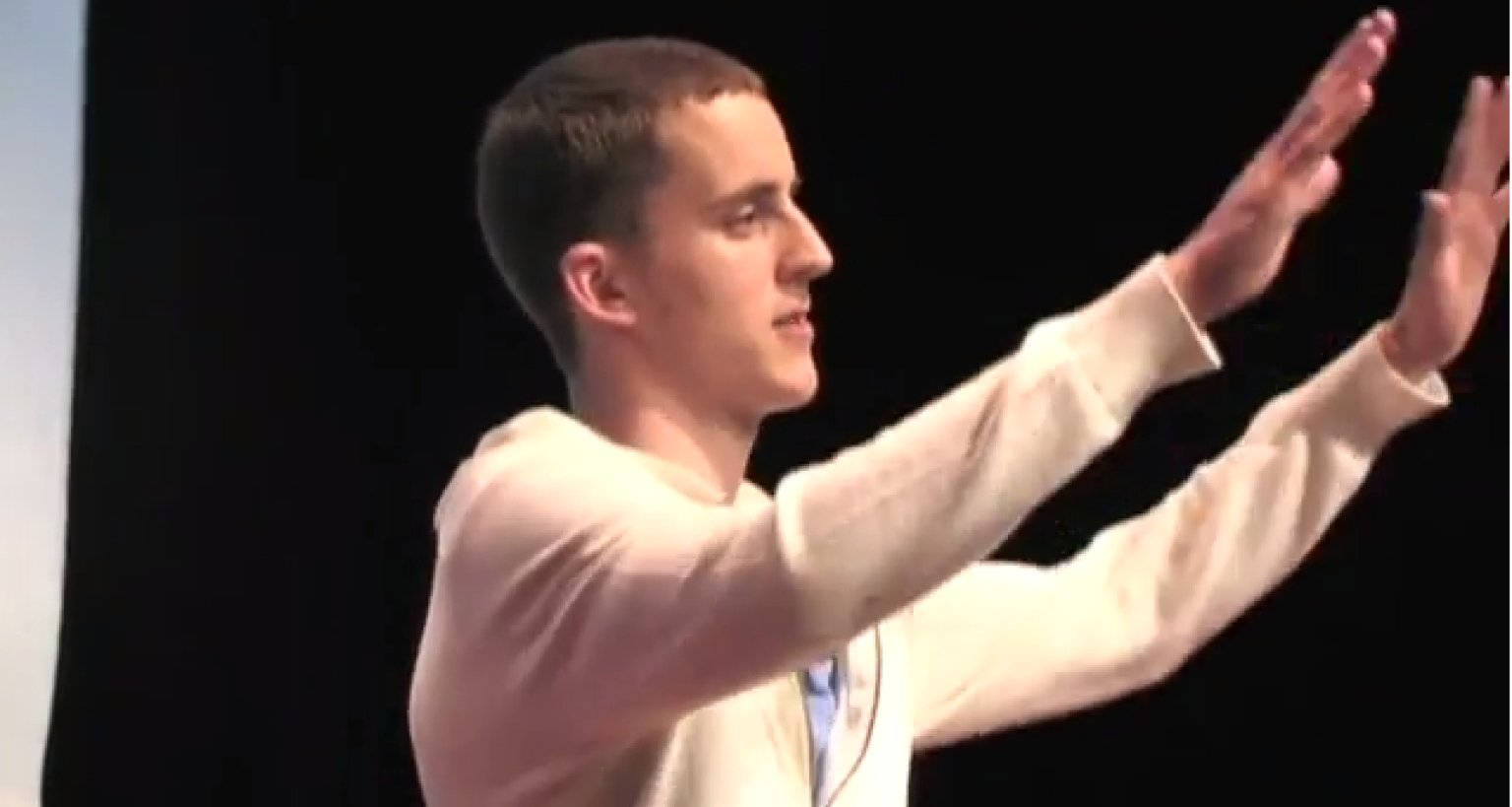 Teen's Heartbreaking Speech On What It's Like To Live With Depression (VIDEO)