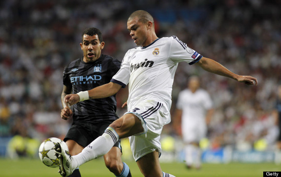 pepe manchester city