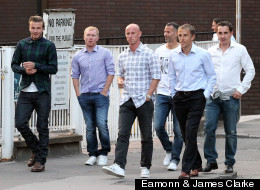 Fergie's Fledglings Re-United In Manchester
