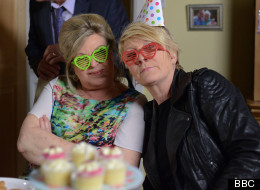 'EastEnders' Celebrate Murray's Wimbledon Win